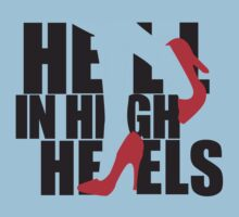 Hell in High Heels T-Shirt