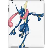 Jump Man Greninja  iPad Case/Skin