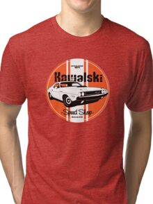 Kowalski Speed Shop Tri-blend T-Shirt