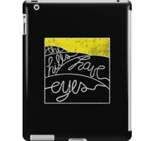 The Hills Have Eyes on The Weekend  iPad Case/Skin