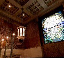 Wade Chapel {interior} by WonderlandGlass