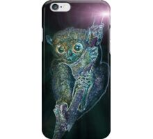 Psychedelic Phillipine tarsier iPhone Case/Skin