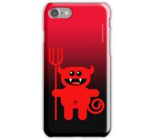 DEVIL (PHONECASE) iPhone Case/Skin