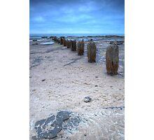 Rustic Concrete Photographic Print