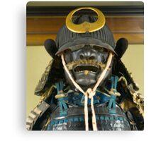 Samurai Armour, Kanazawa, Japan Canvas Print