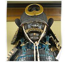 Samurai Armour, Kanazawa, Japan Poster