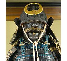 Samurai Armour, Kanazawa, Japan Photographic Print