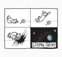 String Theory Baby Tee