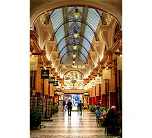 Block Arcade, Melbourne Photographic Print