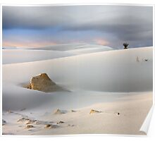 White Sands NM Poster