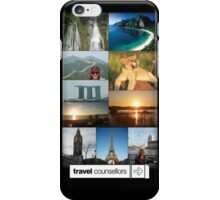 travel counsellors iPhone Case/Skin