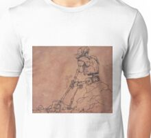 Rusted Robot Unisex T-Shirt