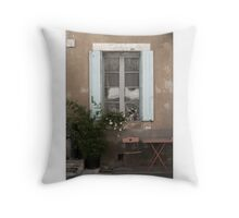 A Feeling of France Cover 00 by John Lamb Throw Pillow