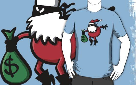 Santa Claus or Thief? by Zoo-co