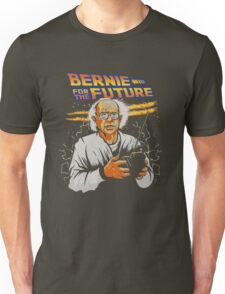 Bernie For The Future Unisex T-Shirt