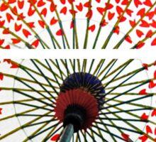 Paper Sakura Sticker