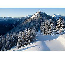Sulphur Mountain Photographic Print