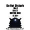 Do Not Disturb Me When Doctor Who Is On Exterminate ( iPhone Case ) by PopCultFanatics