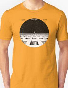 New BLUE OYSTER CULT Rock Band Legend Music Men's White T-Shirt T-Shirt