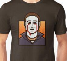 Pixel Michael Myers Unisex T-Shirt