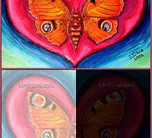 Love Can Heal, Love Can Kill by Nira Dabush
