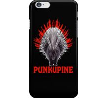 PUNKUPINE  iPhone Case/Skin