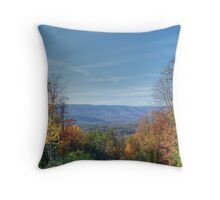 Bryce Mountain Resort Throw Pillow