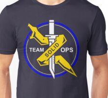 Team Solid Ops Metal Gear Solid Online Shirt Unisex T-Shirt