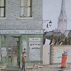 """The corner shop"" by Alan Harris"