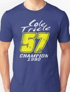 New Cole Trickle Days Of Thunder Movie Men's Black T-Shirt T-Shirt