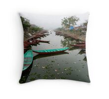 Pilgrimage part 1 Throw Pillow