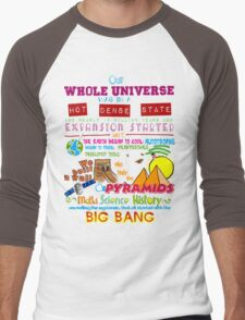Big Bang Men's Baseball ¾ T-Shirt