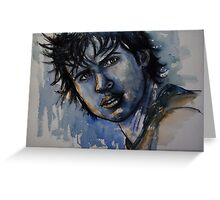 Surprise (Tom Welling) Greeting Card