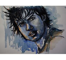 Surprise (Tom Welling) Photographic Print