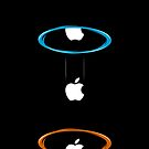 Apple Portal by Tom Trager