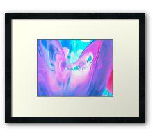 Intuitive Art  Framed Print