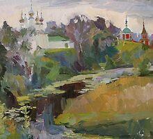study 3 by Ekaterina Menkova