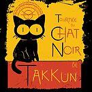 Chat Noir de Takkun by Alaska _