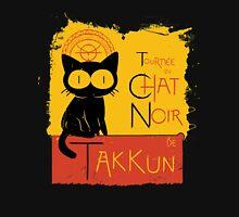 Chat Noir de Takkun Unisex T-Shirt