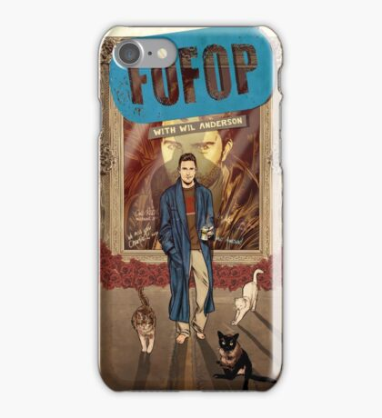 FOFOP iPhone Case/Skin