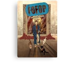 FOFOP Canvas Print