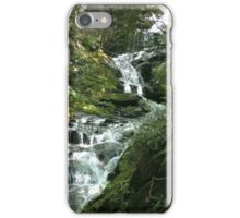 Waterfall, N.C. phone case iPhone Case/Skin