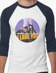 Lava Men's Baseball ¾ T-Shirt