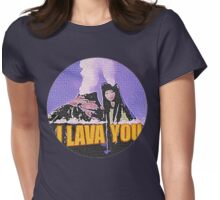 Lava Womens Fitted T-Shirt