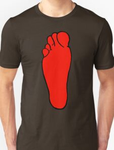 Right Foot T-Shirt