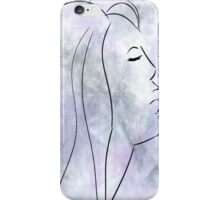 Beautiful Thoughts iPhone Case/Skin