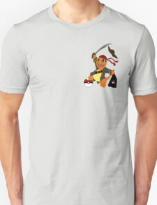 Captain Charmander[small] T-Shirt