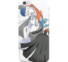MGallade & MGardevoir Shiny iPhone Case/Skin