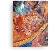 I Choose To Rejoice-detail2 Canvas Print