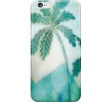 Blue Hawaii iPhone Case/Skin